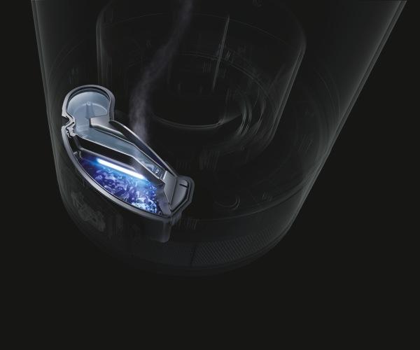 AM10 ウルトラバイオレットクレンズ テクノロジー